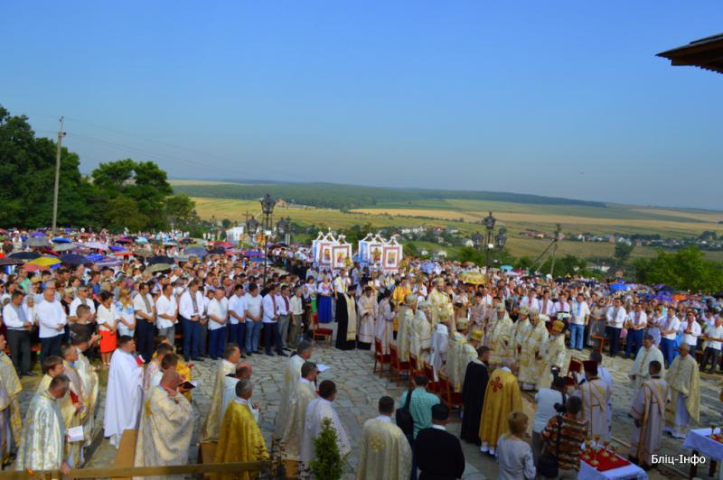 Прикарпатців запрошують на Всеукраїнську прощу до Крилоса